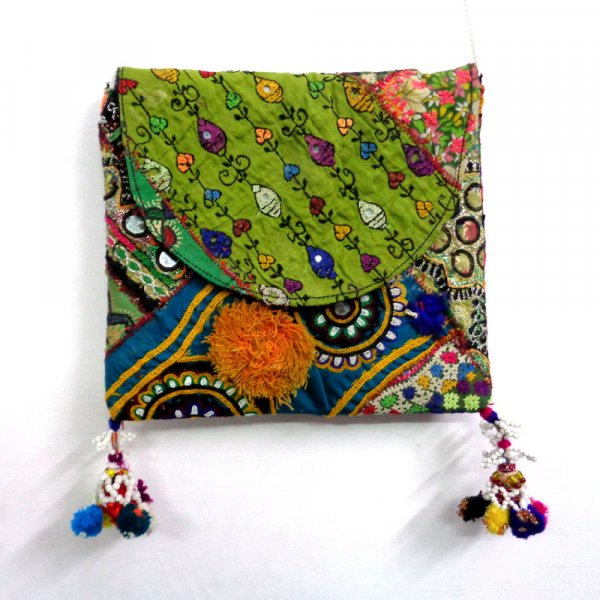 Design Cotton Pouch Bag | 102698