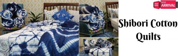 Handmade Indian Quilts | Jaipuri Razai